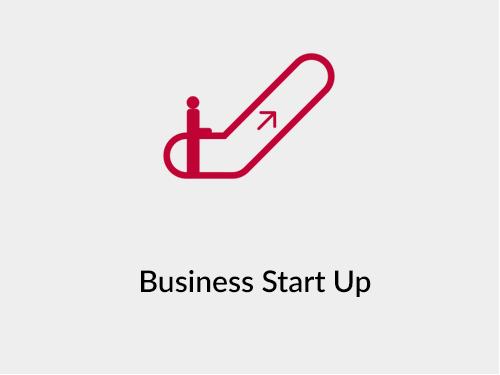 Business Start Up partnership