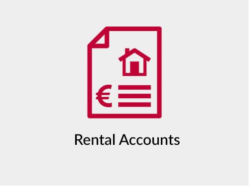 Rental Accounts partnership