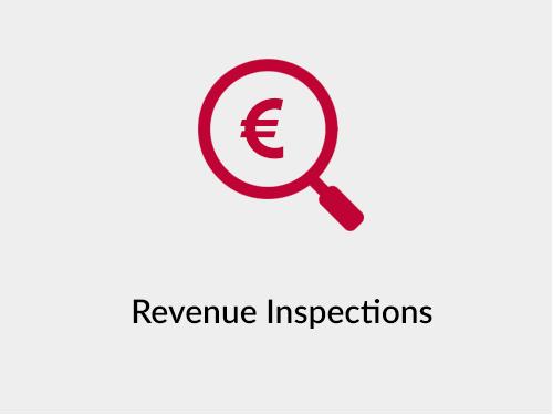 Revenue Inspections partnership